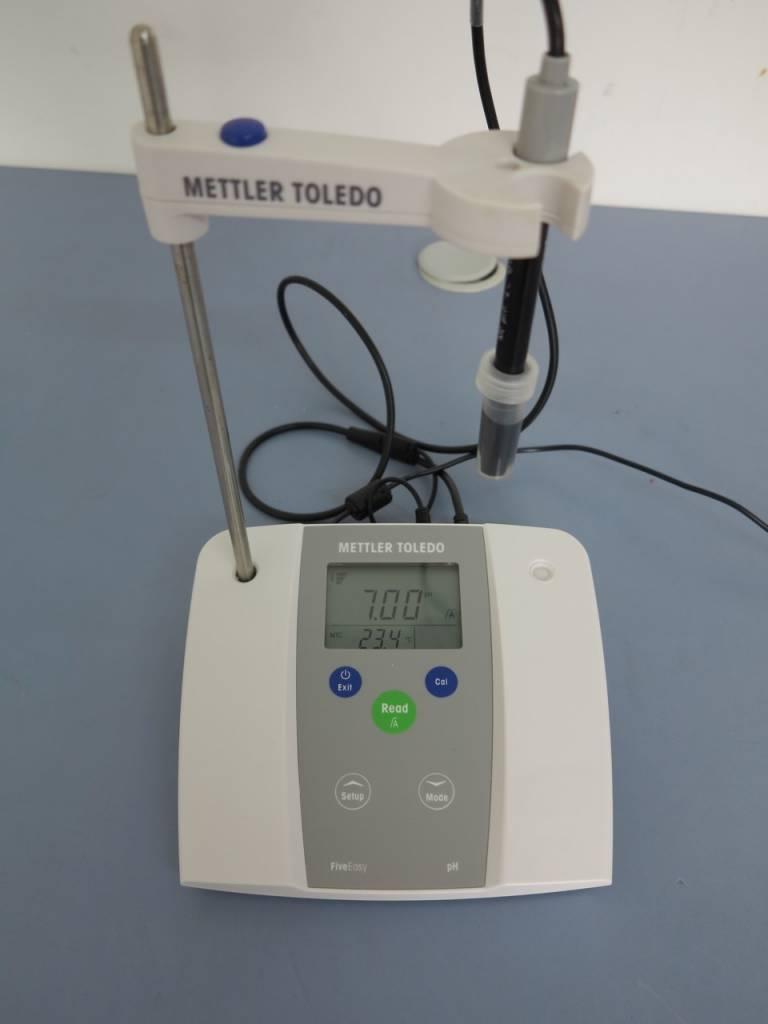 Mettler Toldeo Used Mettler Toledo, FE20 FiveEasy pH-Meter