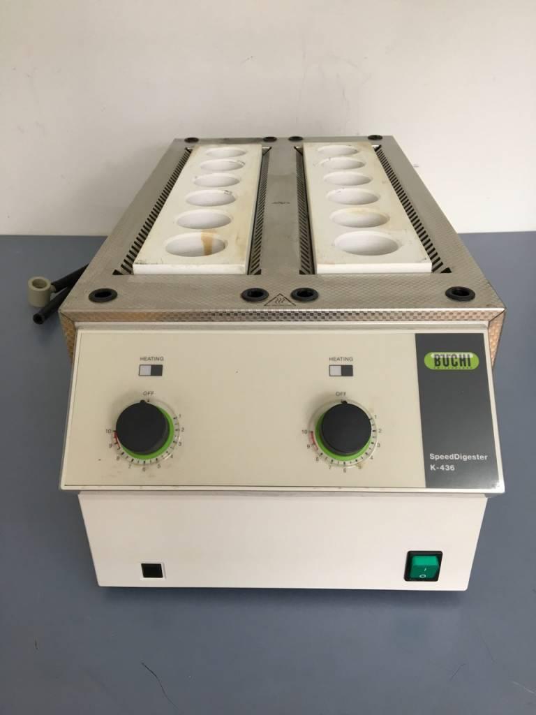 Büchi Labortechnik Büchi SpeedDigester K-425
