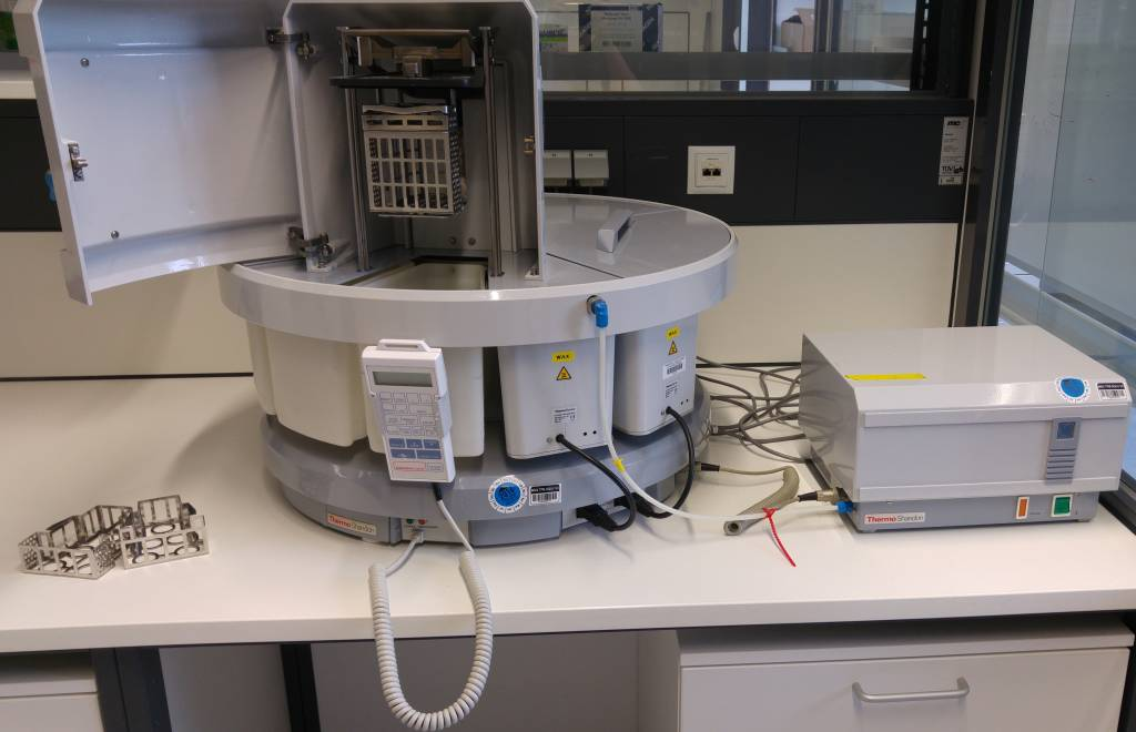 Thermo Scientific Refurbished Thermo Citadel 1000 Tissue Processor