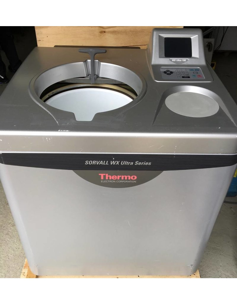 Thermo Scientific Refubrished Sorvall WX 100 Ultra Ultracentrifuge