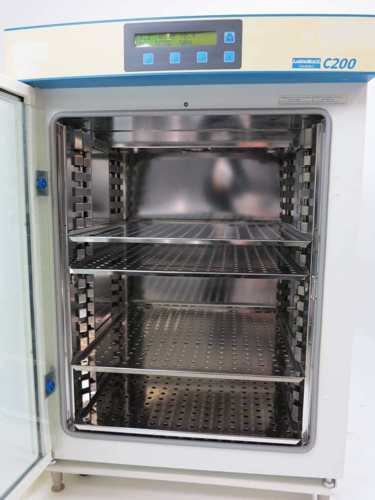 Labotect Refurbished Labotect CO2-Incubator C200
