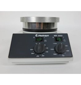 Heidolph Heidolph MR3002 S Magnetrührer mit Heizung
