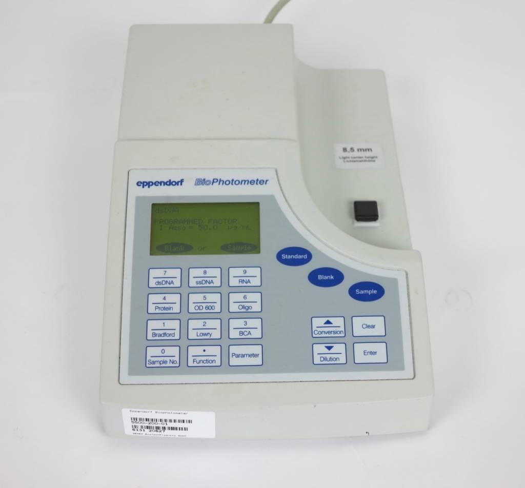 Eppendorf Eppendorf BioPhotometer