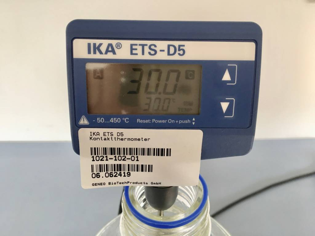 IKA IKA ETS D5  Electronic contact thermometer