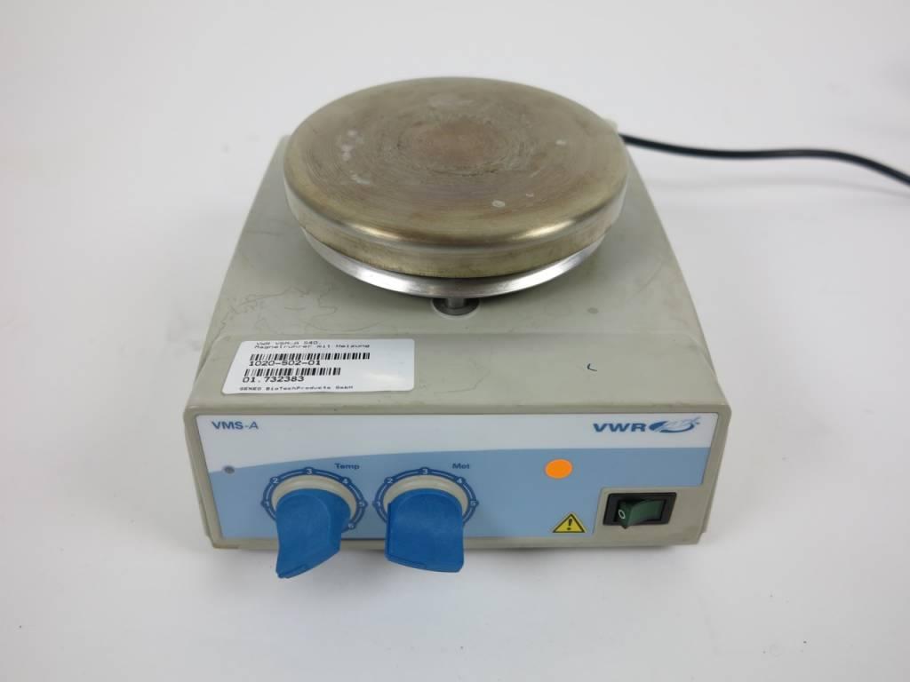 VWR Refurbished VWR VSM-A S40 Magnetic Hotplate Stirrer