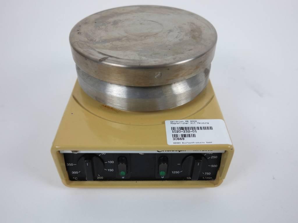 Heidolph Heidolph MR 2002 Magnetrüher mit Heizung