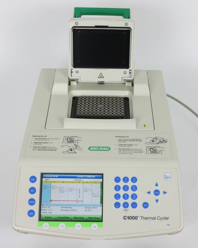 Bio-Rad Refurbished Bio-Rad C1000 Thermalcycler with 96-Well Reaction Module