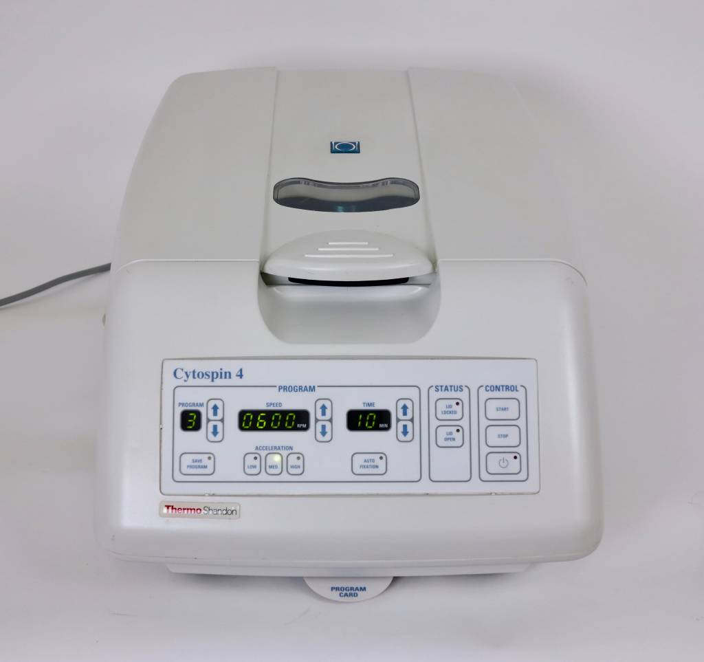 Thermo Refurbished Thermo Cytospin IV with Rotor