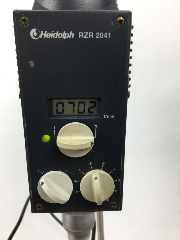 Heidolph Heidolph RZR 2041 Rührwerk