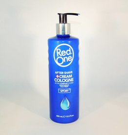 RedOne Aftershave cream cologne Sport - 400ML