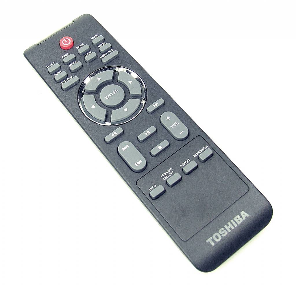 Toshiba Original Toshiba remote control for Toshiba STOR.E TV 500 GB external hard drive NEW