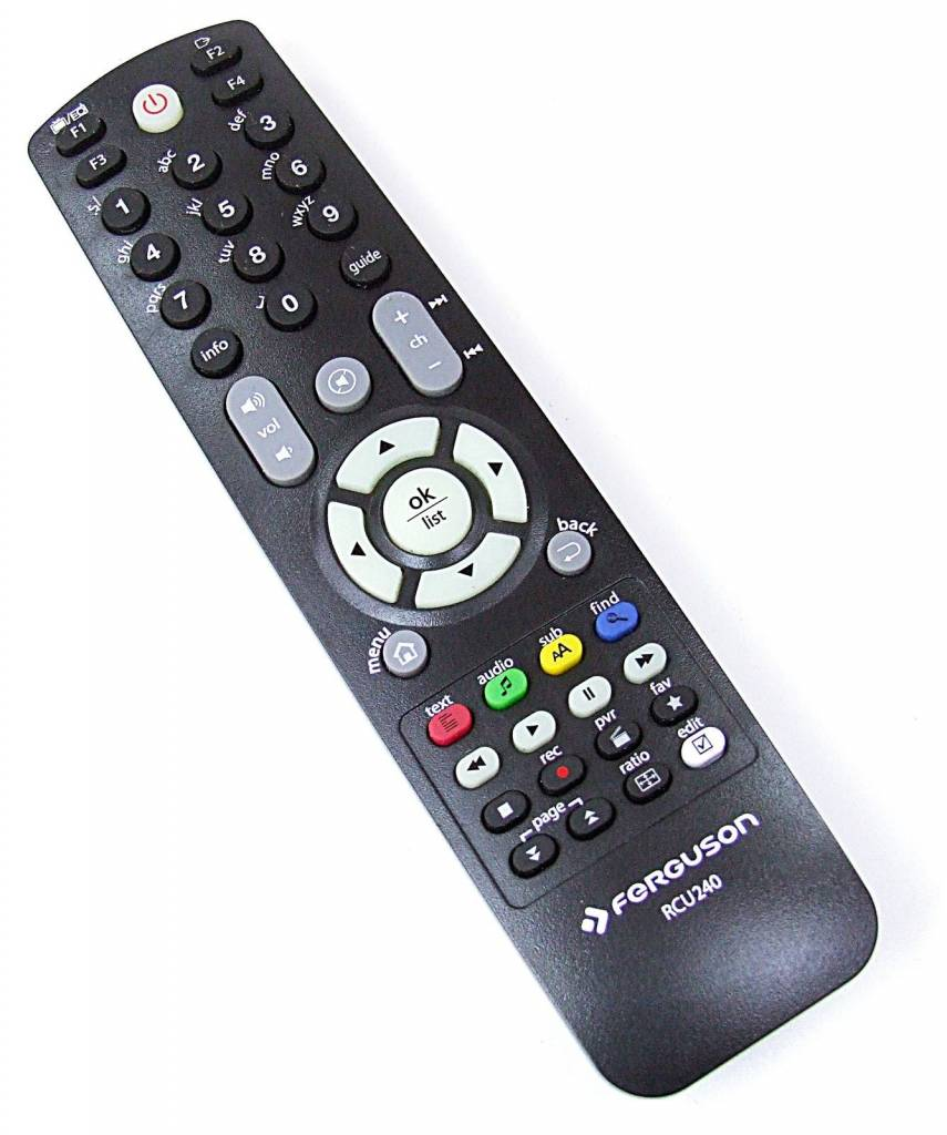 Ferguson Original Ferguson Fernbedienung RCU240 RCU 240 remote control