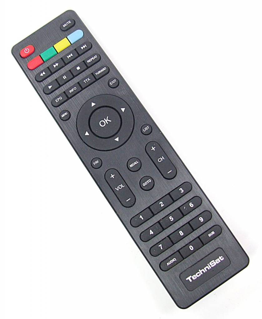 Technisat Original Technisat Fernbedienung TV Remote Control Fernseher KT1045-XHY