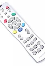 Unity Media Original Unity Media Fernbedienung für Technotrend TT-MICRO S835 HD+ S202 S302 S305 S320 S326 S330 C201 C202 C254 C264 C274 silber