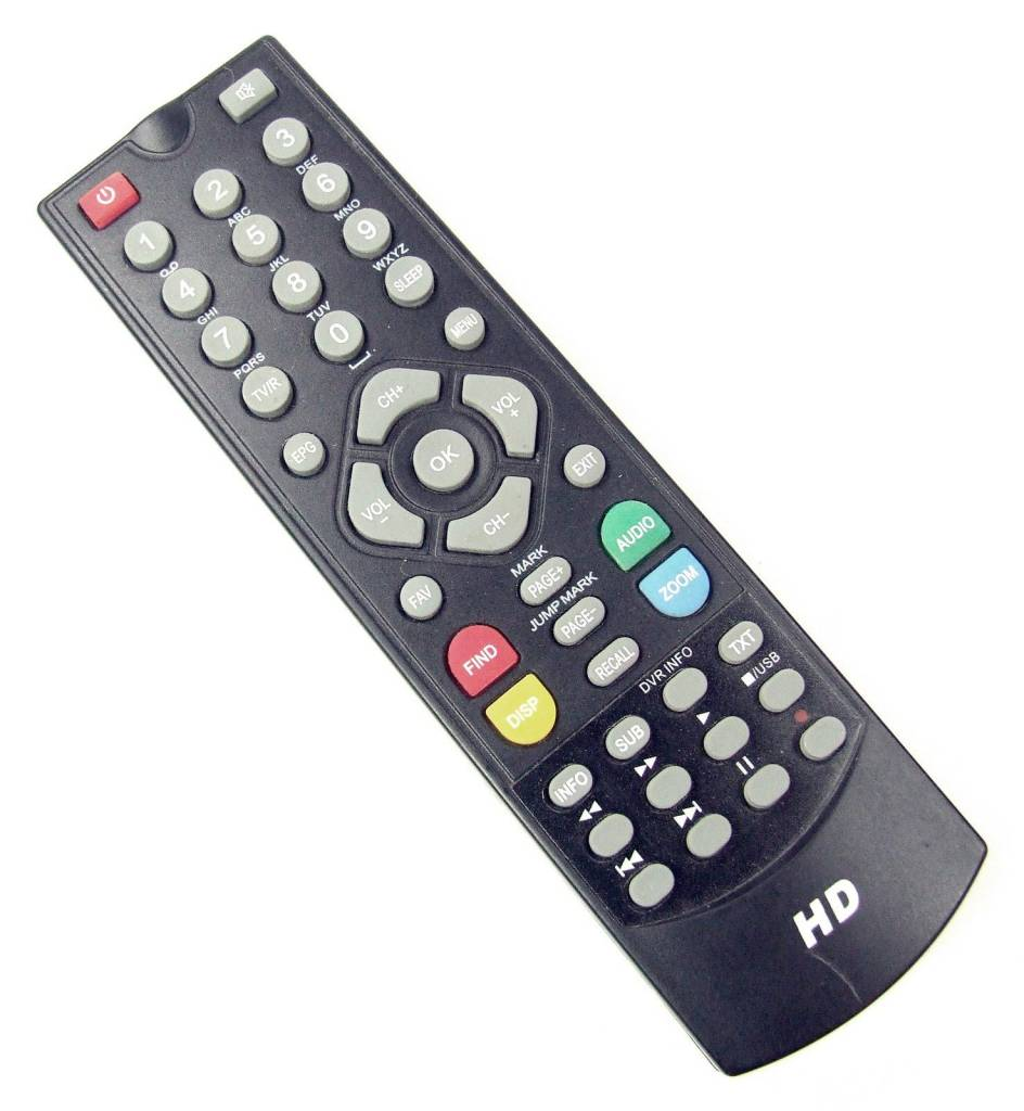 Original Fernbedienung für I-SET 810 HD I - Set 810HD Receiver