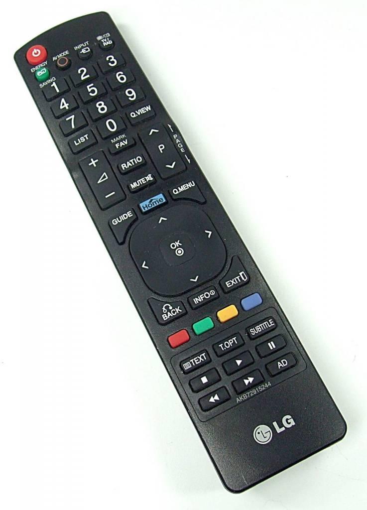 original fernbedienung lg akb72915244 remote control onlineshop f r fernbedienungen. Black Bedroom Furniture Sets. Home Design Ideas