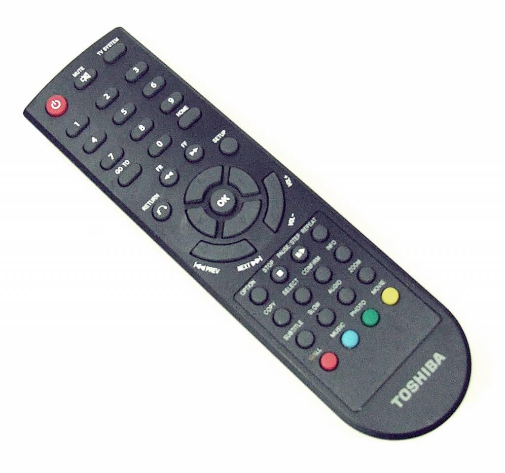 Original Toshiba Remote Control For Toshiba Store Tv Tv