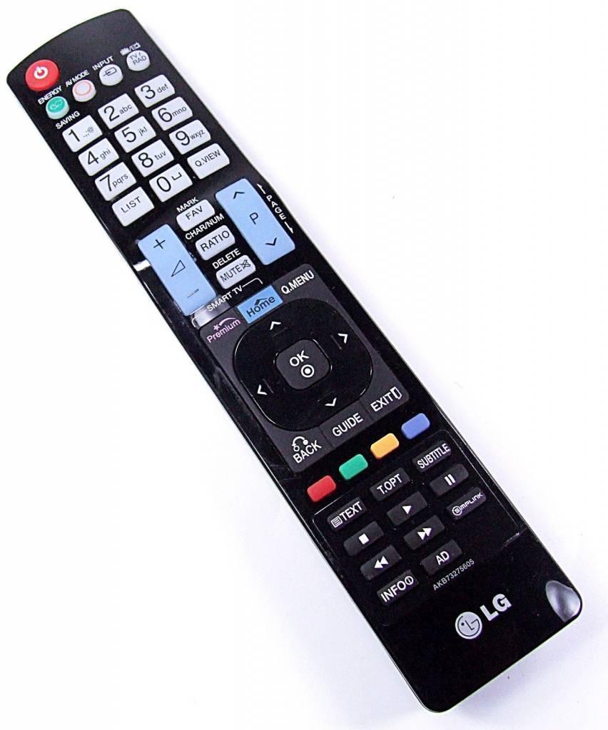 original fernbedienung lg akb73275605 remote control onlineshop f r fernbedienungen. Black Bedroom Furniture Sets. Home Design Ideas