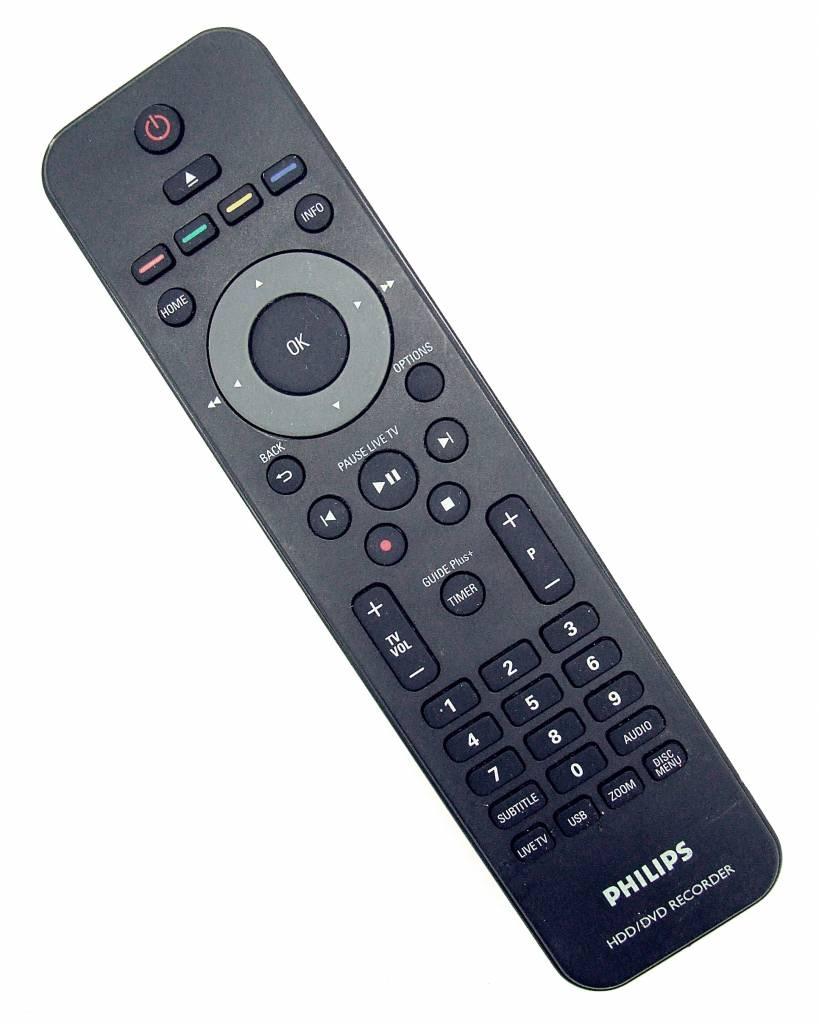Philips Original Philips Fernbedienung 242254901843 SCB592 für HDR3800 & HDR3810 HDD & DVD Recorder