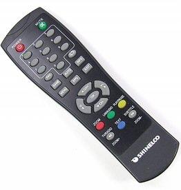 Original Fernbedienung Shinelco für DTD 109 DVB-T Receiver