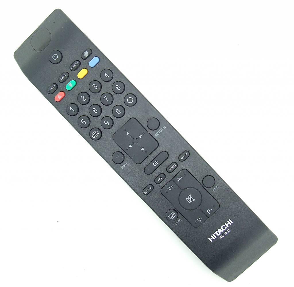 hitachi remote. hitachi original remote control rc3902 / rc-3902