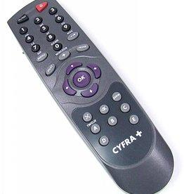 Cyfra+ Fernbedienung PILOT CYFRA+ Mediasat Pace CP-3000, Goldbox 7, Pace 2221, Pace 223