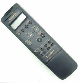 Sharp Original Sharp remote control G1024GE for Video Player