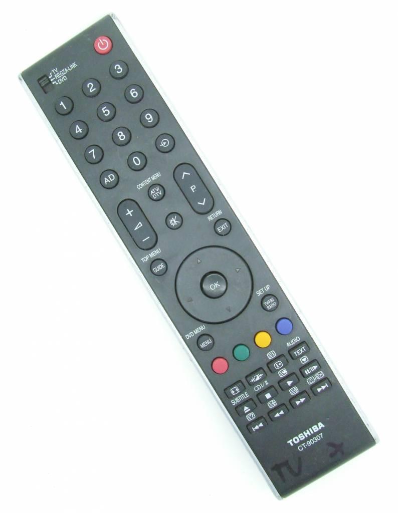 Toshiba Original Toshiba Fernbedienung CT-90307 Remote Control