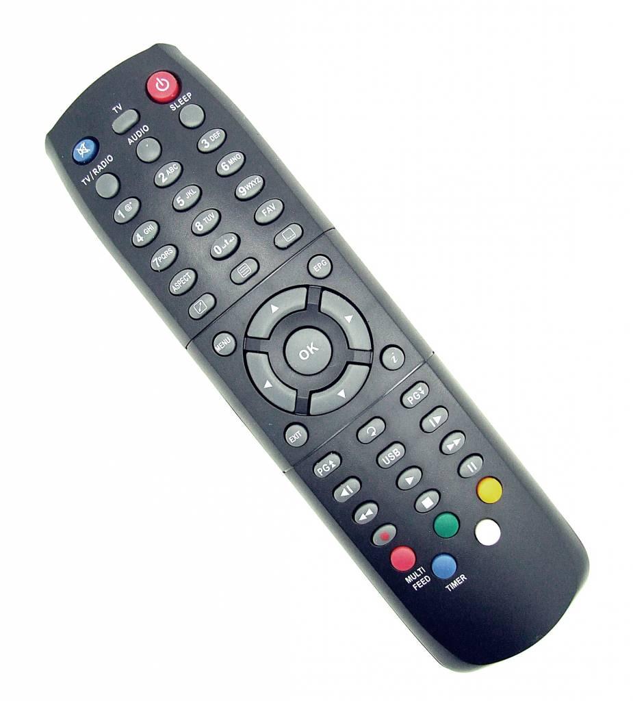 EasyOne Original EasyOne remote control S-HD+USB, HD+Basic USB, HD+Basic PVR, TX-9100 HD+