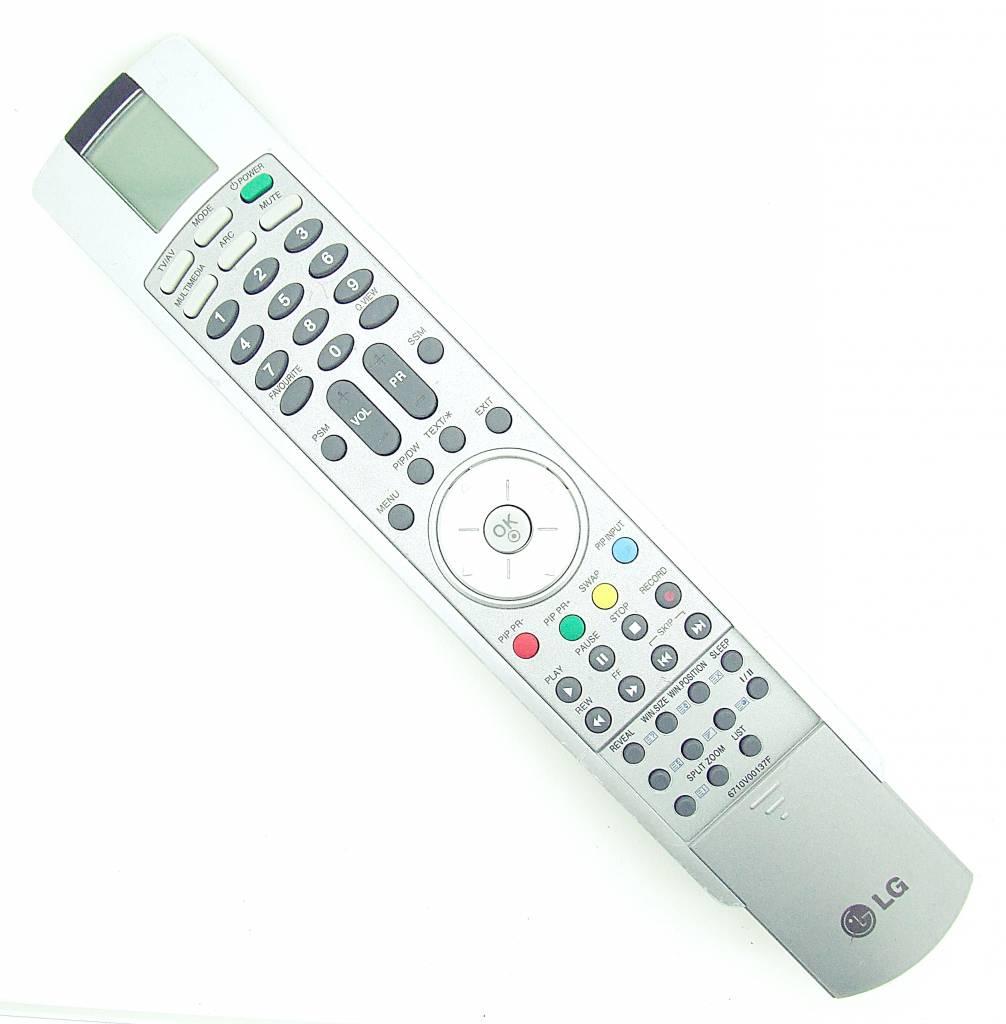 LG Original remote control LG 6710V00137F