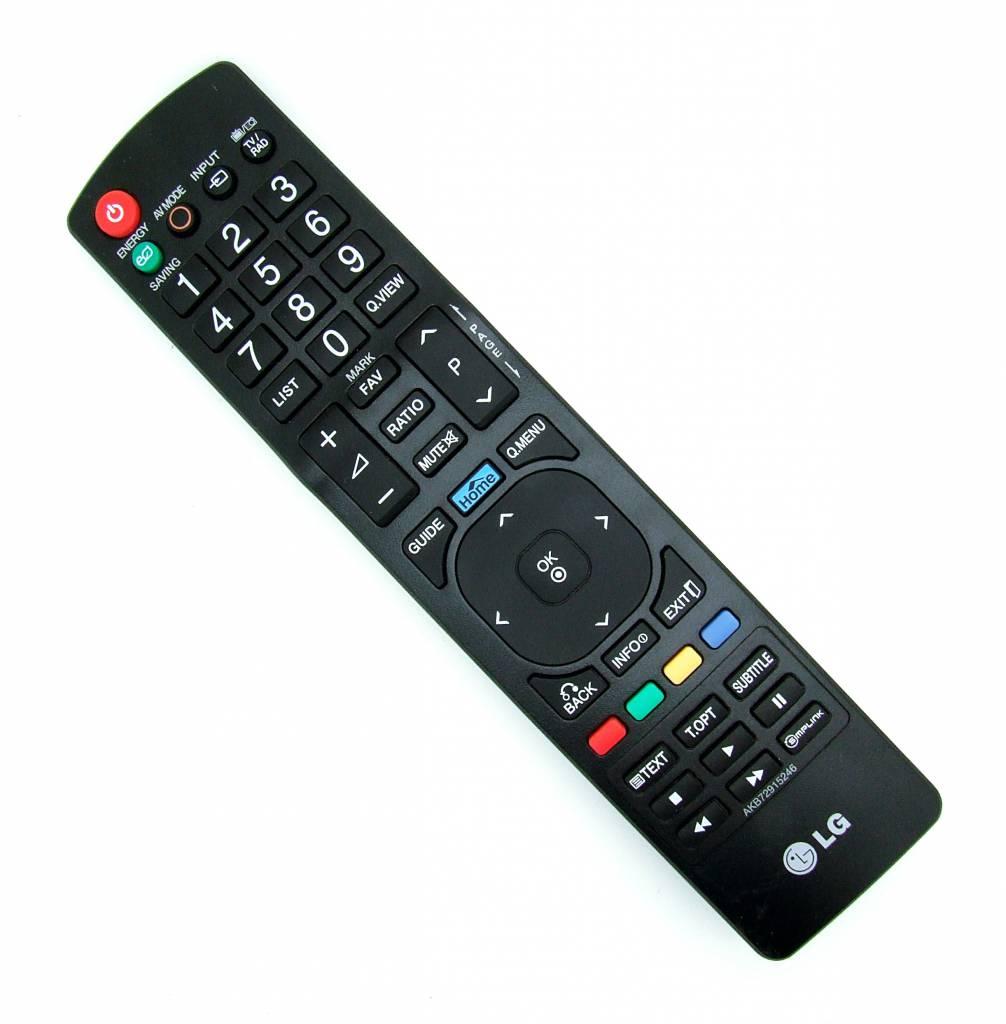 original lg fernbedienung akb72915246 remote control. Black Bedroom Furniture Sets. Home Design Ideas