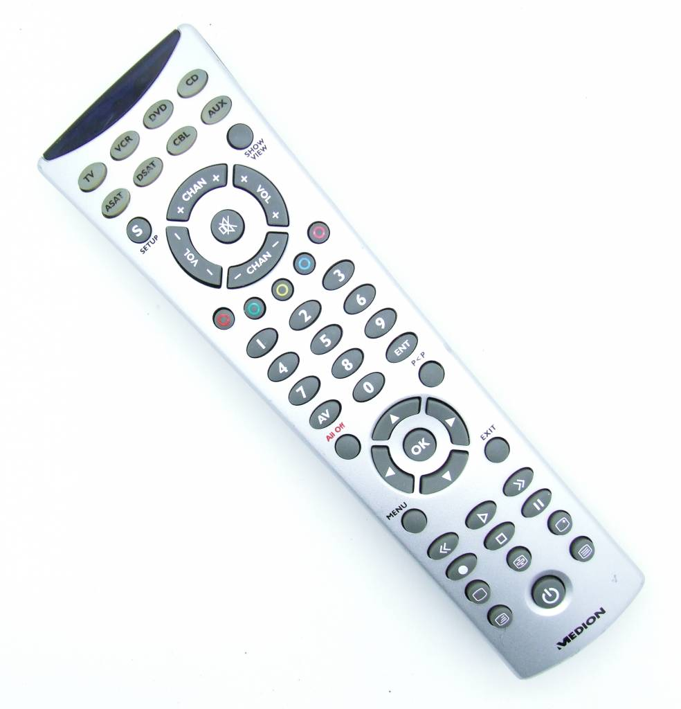 Medion Original Fernbedienung Medion MD004 / 06249502 Remote Control