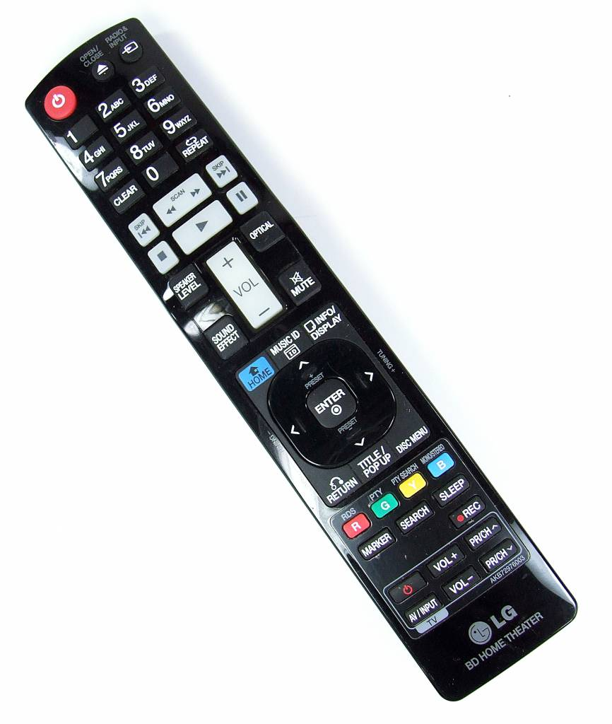 original lg remote control akb72976003 onlineshop for. Black Bedroom Furniture Sets. Home Design Ideas