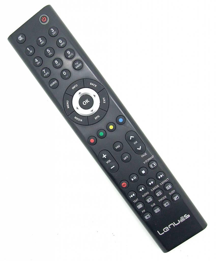 original lenuss design remote control for multituner l4 l2 s
