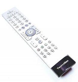 Technisat Original TechniSat TechniControl Plus remote control FBDVR451S for Isio MultyVision HDTV silver 0001/3854