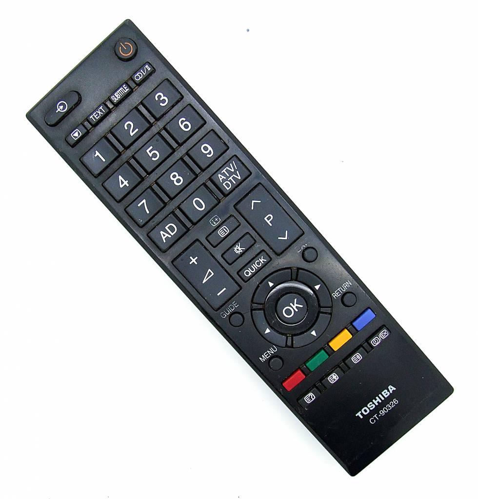 Original Remote Control Toshiba Ct 90326 Onlineshop For