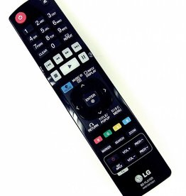 LG Original Fernbedienung LG AKB72975301 BLU-RAY Player Remote Control