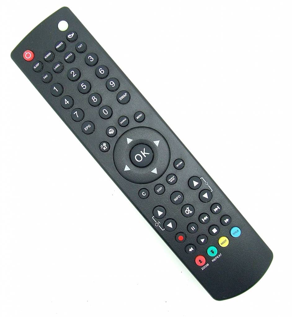 original fernbedienung rc1910 tv fernbedienung f r telefunken tflh22hdc62b remote control. Black Bedroom Furniture Sets. Home Design Ideas