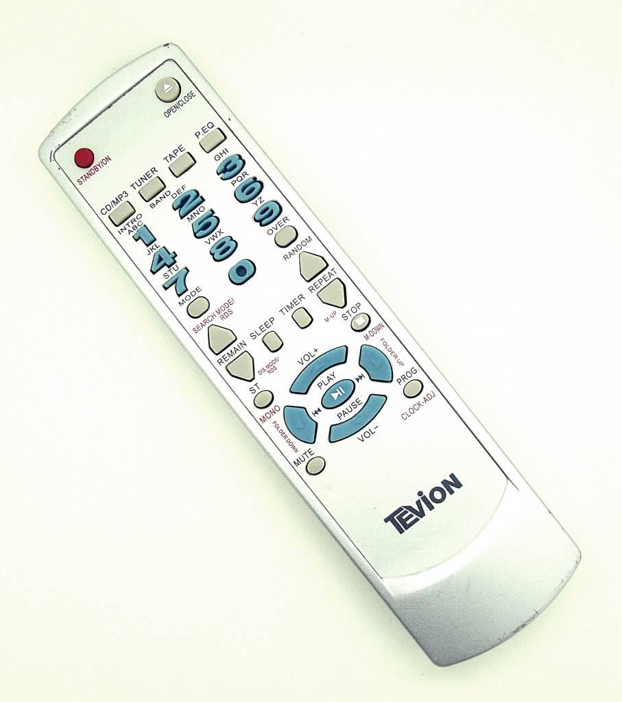 Tevion Original Tevion remote control MCD8000, MCD 8000
