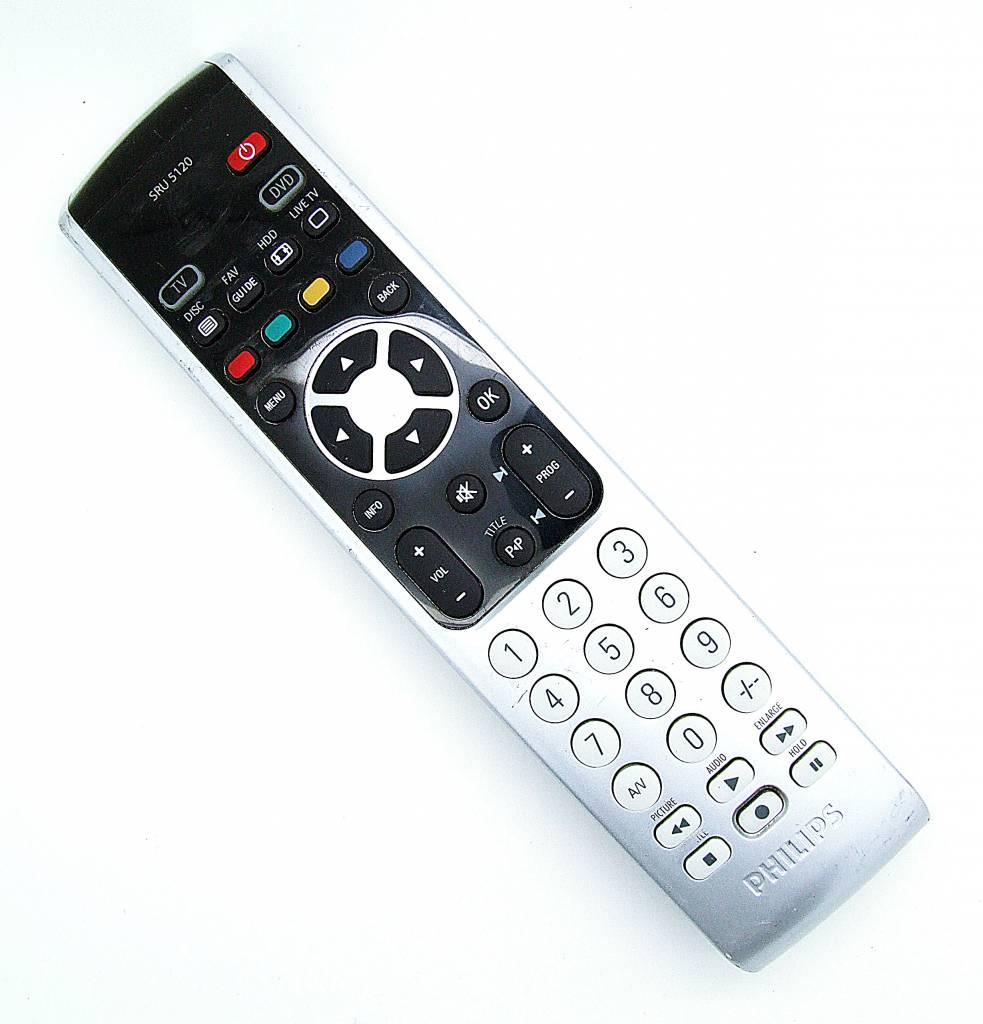 motorola universal remote. Philips Original Remote Control SRU 5120, SRU5120 Universal Motorola -