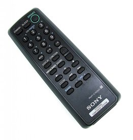 Sony Original Sony remote control RMT-C107AD Personal Component System silver