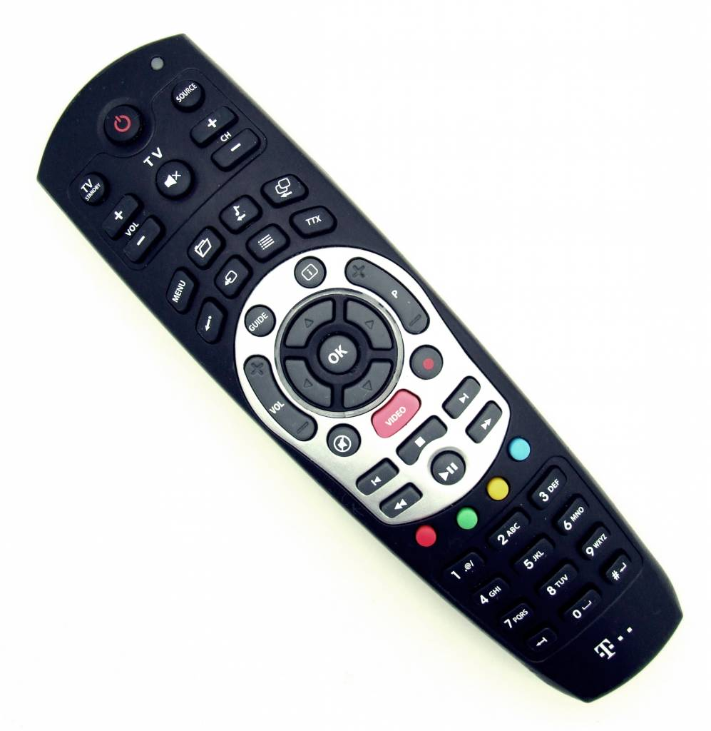 Original T Home Remote Control For Receiver Onlineshop For Remote Controls