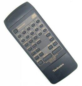 Technics Original remote control Technics RAK-SL304W