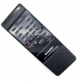 Sharp Original Fernbedienung Sharp G0412GE Video Cassette Recorder