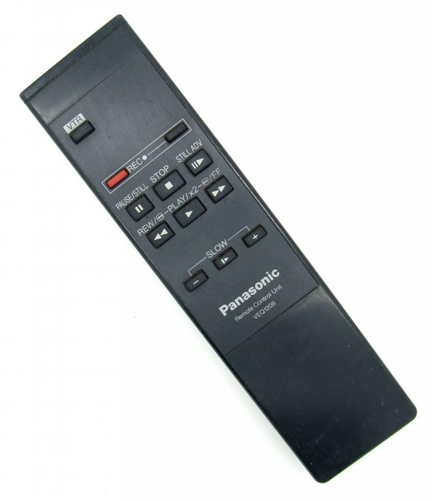 Panasonic Original remote control Panasonic VEQ1208
