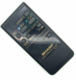Sharp Original Sharp remote control Pilot G0379GE Video Cassette Player