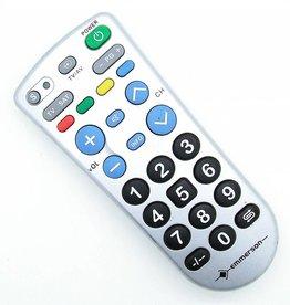 Emmerson Original remote control Emmerson RU 16 2in1 TV / DVD Pilot