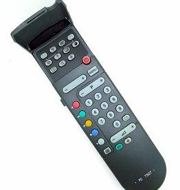 Philips Ersatz Fernbedienung für Philips RC 7507/NH 312812700121 TV