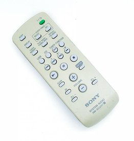 Sony Original Sony Fernbedienung RM-SCU37 System Audio
