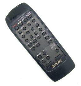 Technics Original remote control Technics RAK-SL122WH Compact Disc Changer